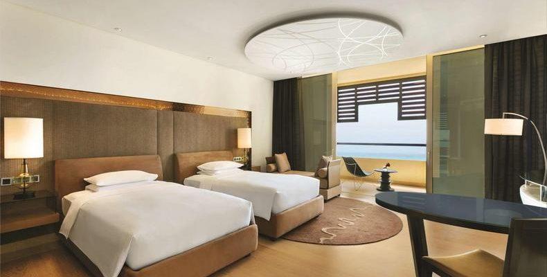 Park Hyatt Abu Dhabi Hotel 1