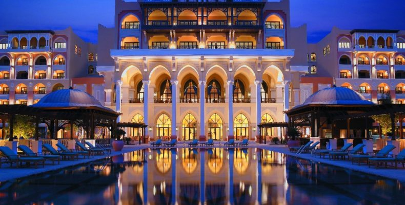 Shangri-La Hotel, Qaryat Al Beri 1