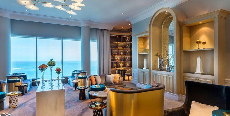 The Ritz Carlton Doha 1