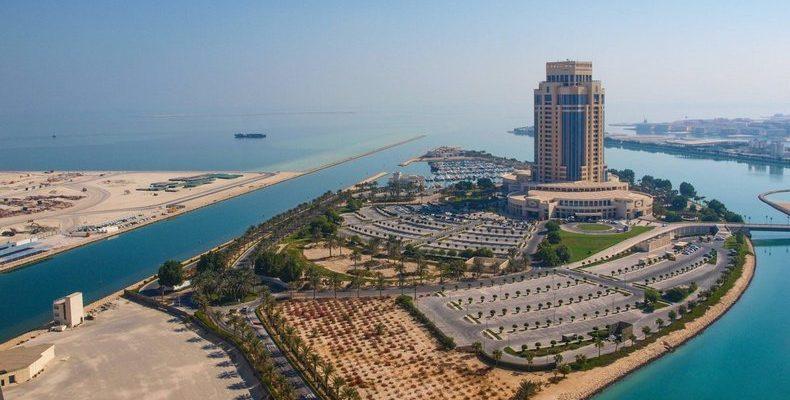 The Ritz Carlton Doha 2