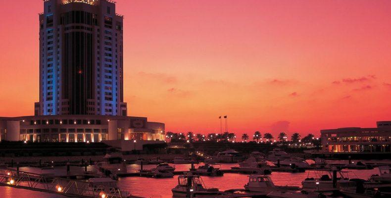 The Ritz Carlton Doha 5