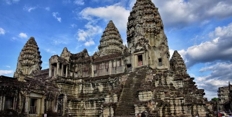 Ангкор-Ват 1