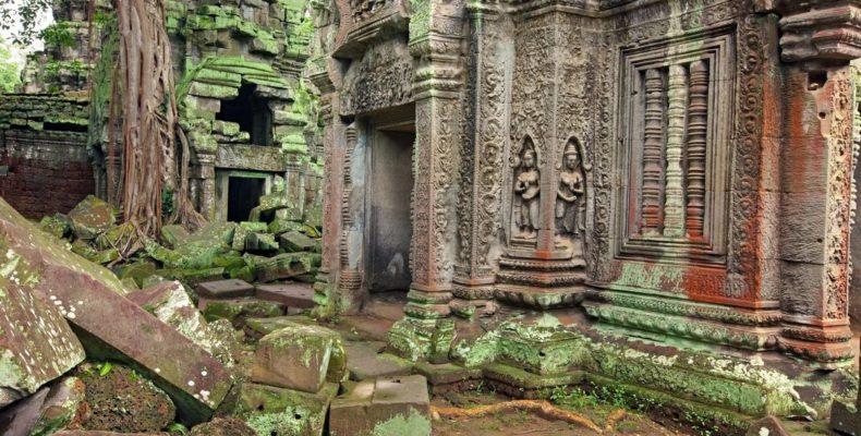 Ангкор-Ват 3