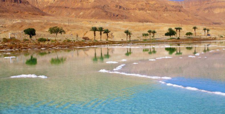Мертвое море 3