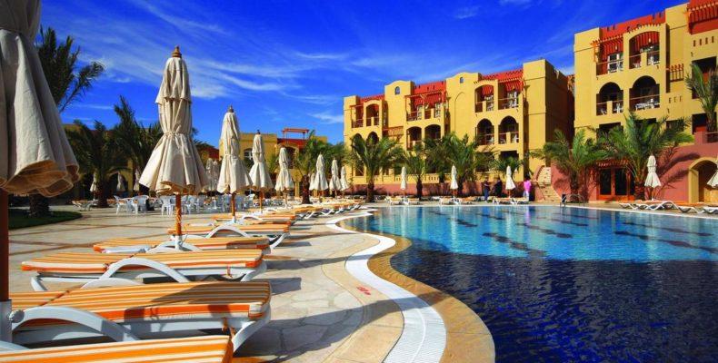 Отдых на Красном море - в Marina Plaza Aqaba 1