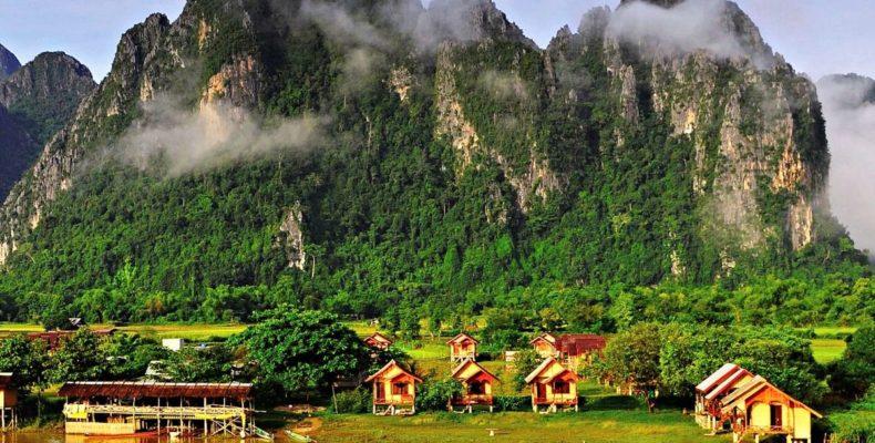 Тур в Лаос 1