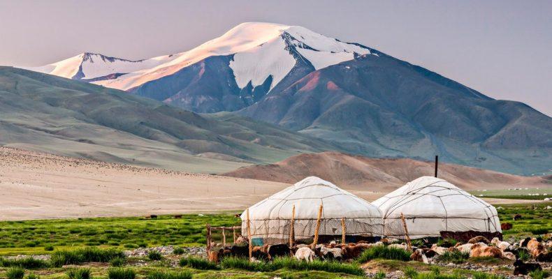 монголия 2