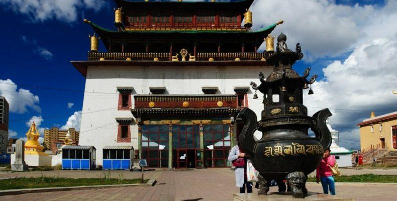 монголия 6