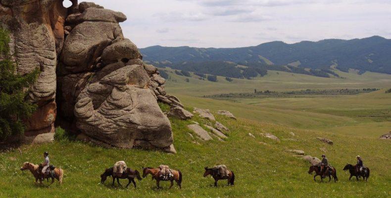 монголия 7