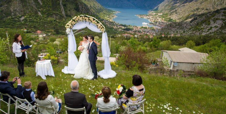 свадьба в Черногории 1
