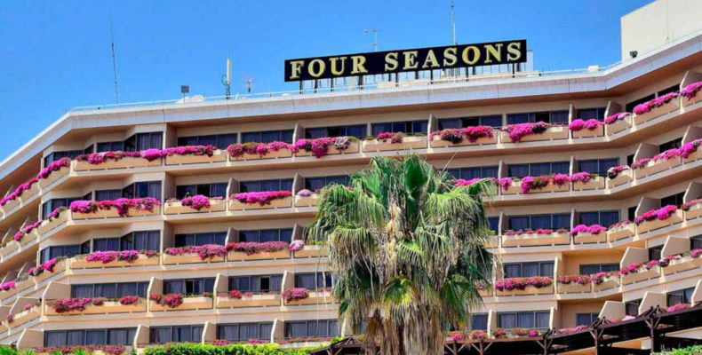 Four Seasons Limassol Cyprus 4
