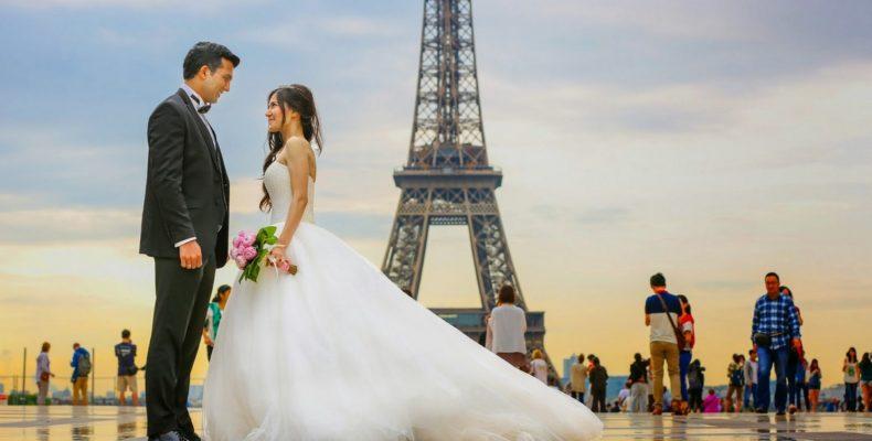 Свадьба во Франции 1