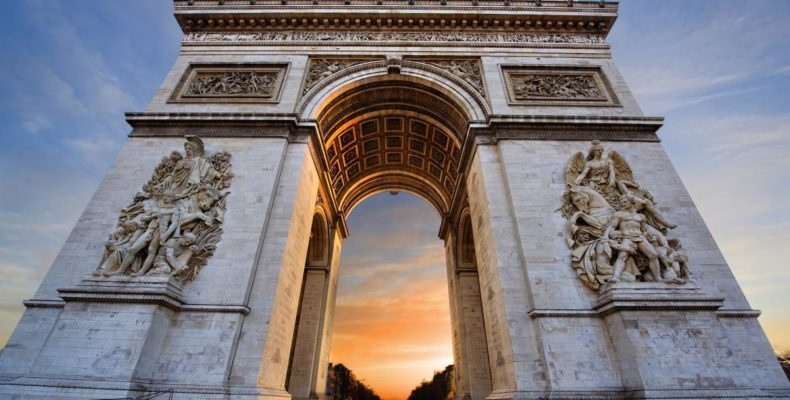Тур во Францию 3
