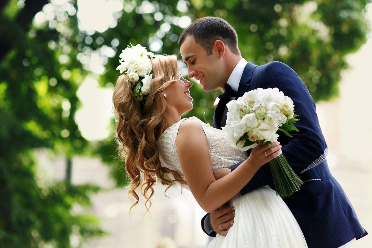Красивые свадебные фотографии смотреть