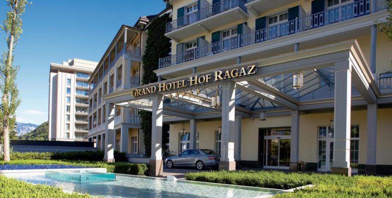 Grand Hotel Hof Ragaz 1