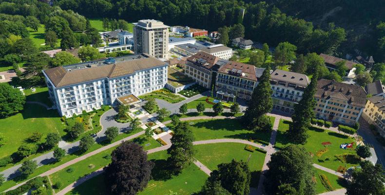 Grand Hotel Hof Ragaz 4