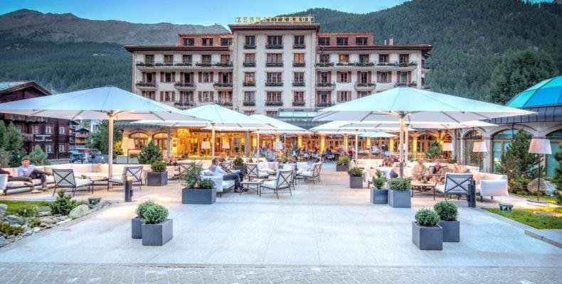 Grand Hotel Zermatterhof 1