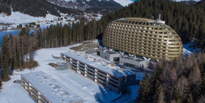 Intercontinental Resort Davos 1