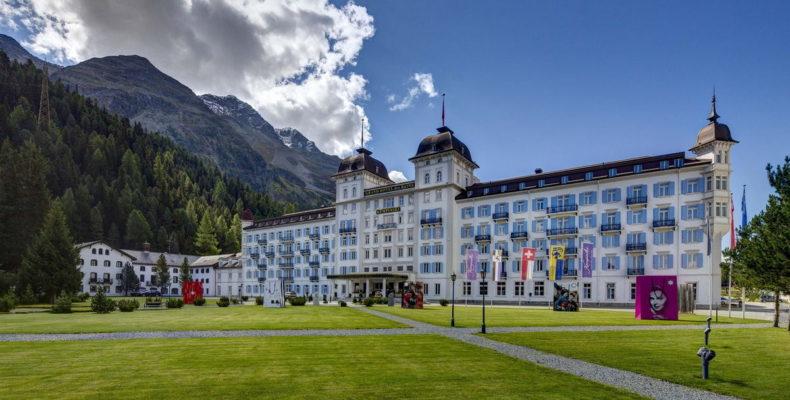 Kempinski Grand hotel des Bains 1