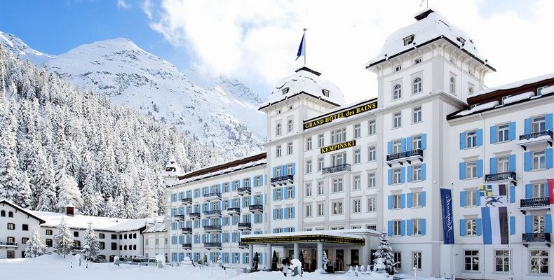 Kempinski Grand hotel des Bains 4