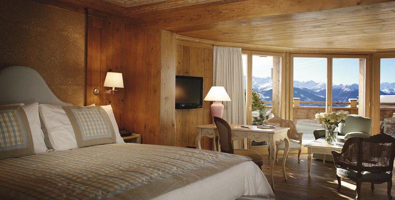 Le Crans Hotel & SPA 1