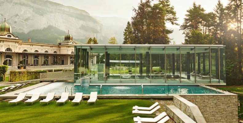 WALDHAUS FLIMS Alpine Grand Hotel & Spa 1