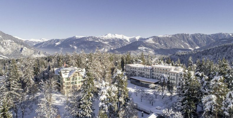 WALDHAUS FLIMS Alpine Grand Hotel & Spa 3