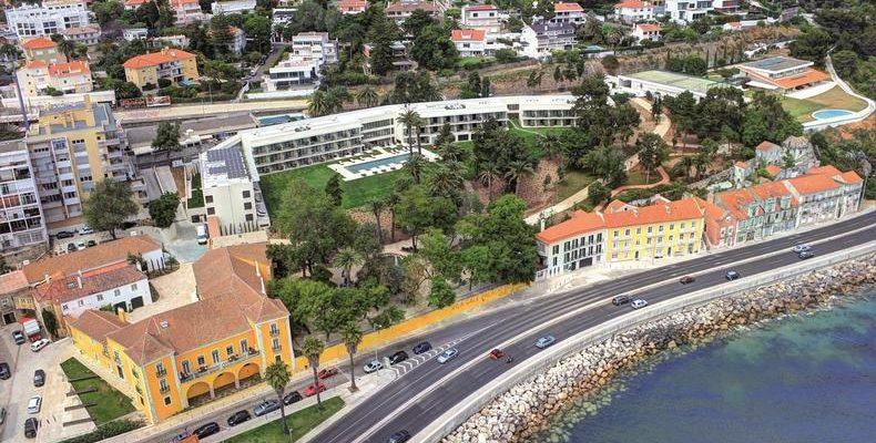 Vila Gale Collection Palacio dos Arcos 3