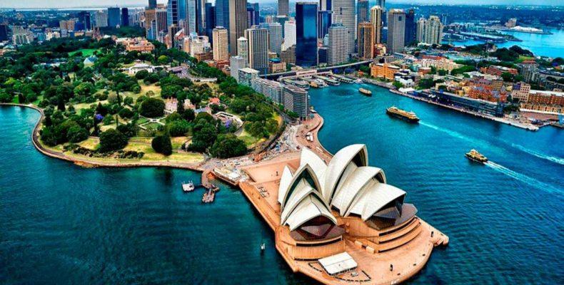 Тур в Австралию 1