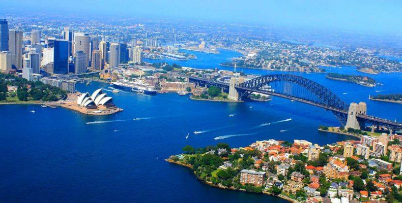 Тур в Австралию 2
