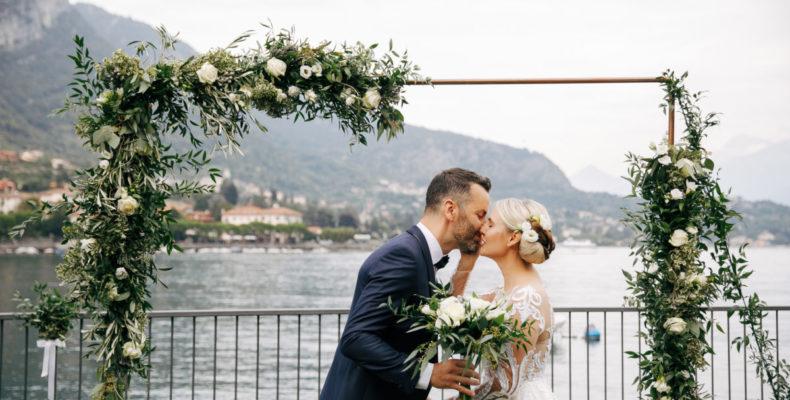 Свадьба в Италии 1