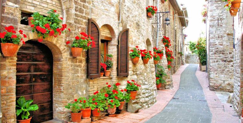 Тур в Италию 1