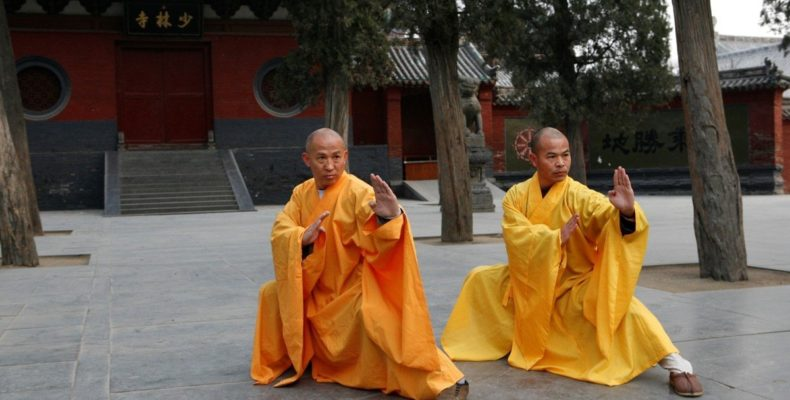 Кунг Фу в Китае 4