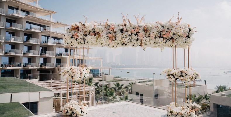 Свадьба с видом на небоскребы 2