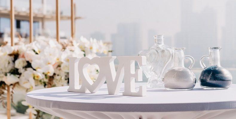 Свадьба с видом на небоскребы 3