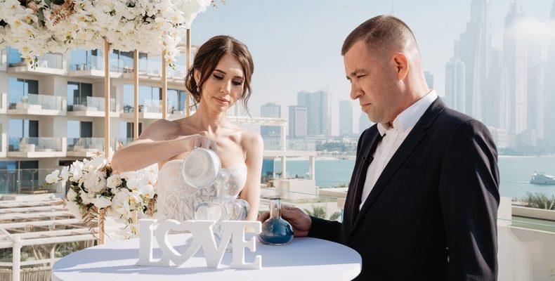 Свадьба с видом на небоскребы 5