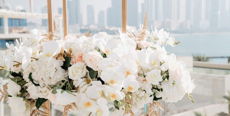 Свадьба с видом на небоскребы 8