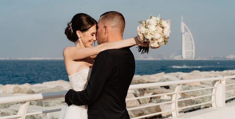 Свадьба с видом на небоскребы 9