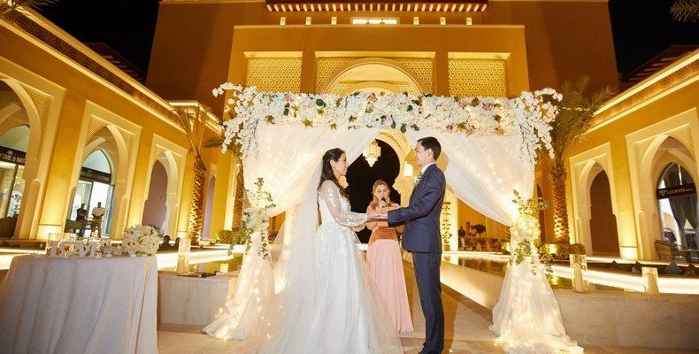свадьба в Дубае 8